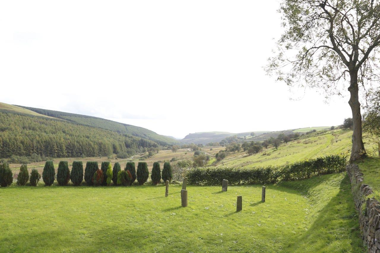Llwyn Iago Farm Guest House