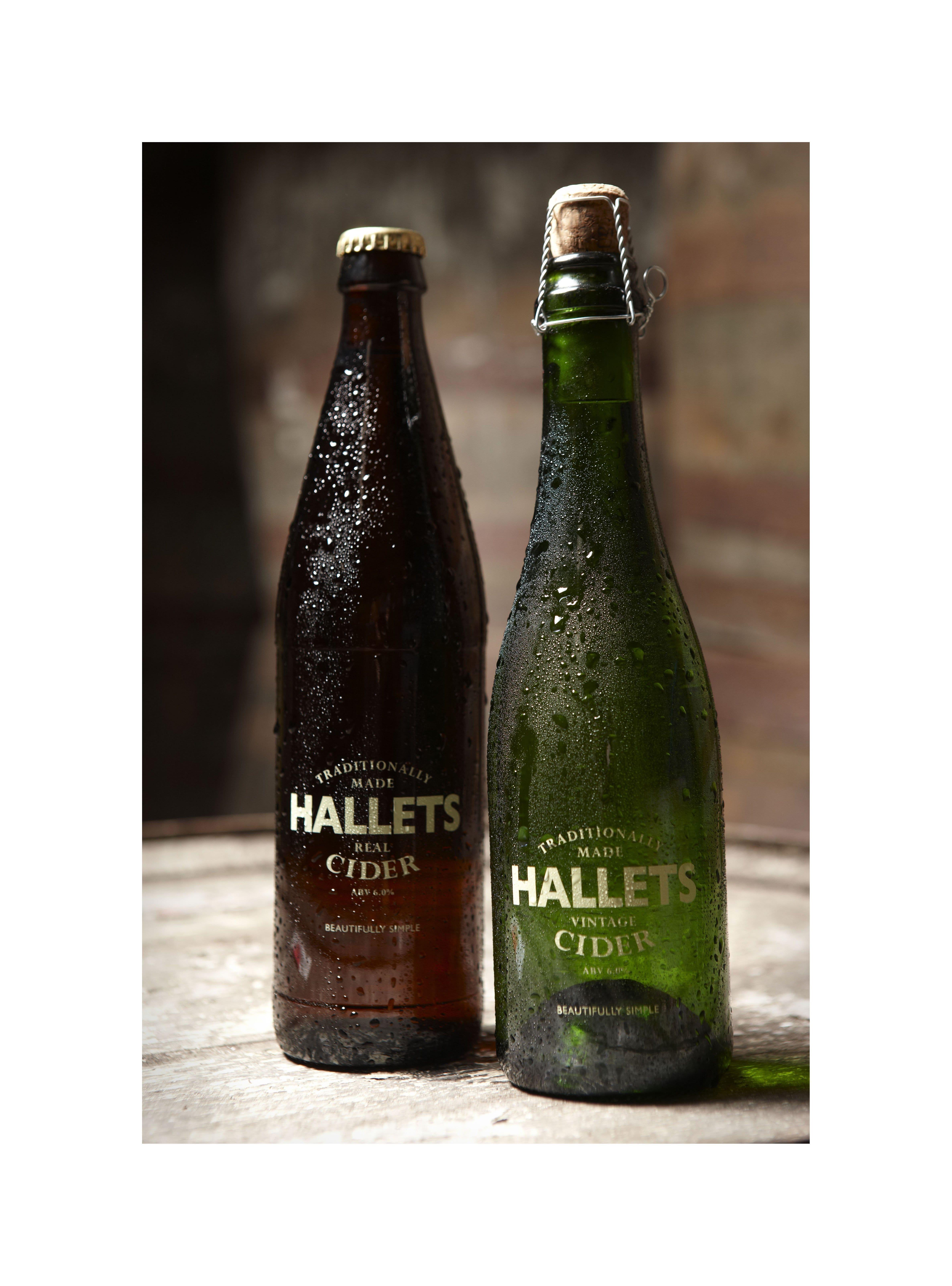 Hallets Cider - Blaengawney Farm