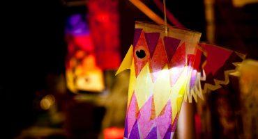 Lanterns at Workshop
