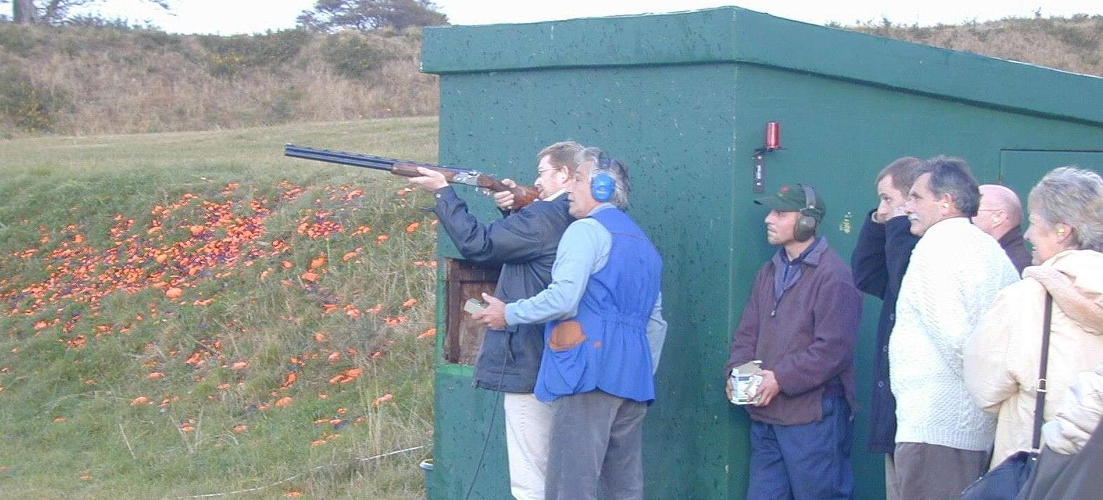 South Wales Shooting Ground