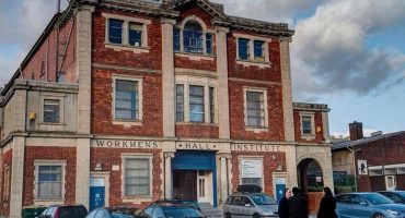 Bedwas Workmens Hall